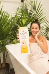 Two Week Olay Body Wash Challenge