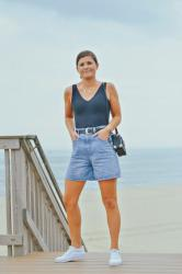 How To Wear Denim Shorts [As An Adult]