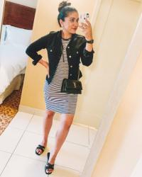 A Week in Outfits – Work Travel Edition