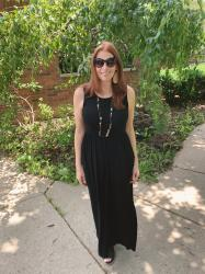 Maxi dress for the Summer!!
