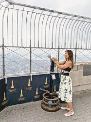 5 Things On My August [NYC] Bucket List