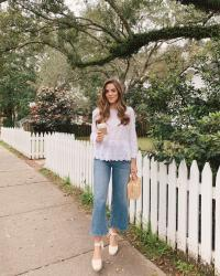Back To The Basics: My Go-To Jeans
