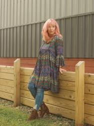 Boho Dress & Skinny Jeans: The Pregame Event