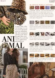 A Must Read If You Are Sick of Animal Prints or Simply Want to Look Rich