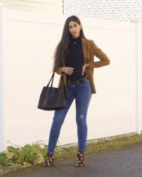 An Easy + Sophisticated Fall Outfit Formula