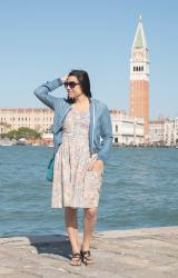 {outfit} Windblown in Venice