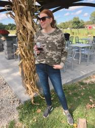 Wine time in Camo