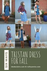 Aventura Tristan Dress 6 Ways & Confident Twosday Linkup