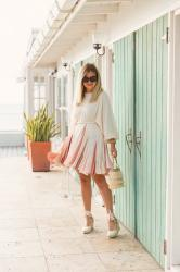 Seaside Swing Dress