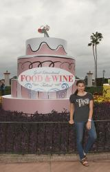 {travel guide} EPCOT's Food & Wine Festival + What I Wore