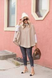 Neutral Poncho