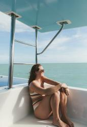 Key West Sustainable Boat Adventure with Honest Eco Tours