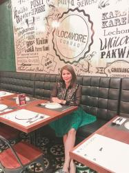 Filipino Food with a Twist at Locavore