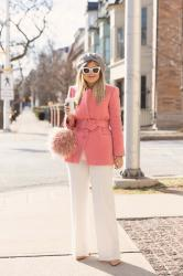 Polished Pink Outerwear