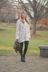 Neutral Leopard Sweater & Confident Twosday Linkup