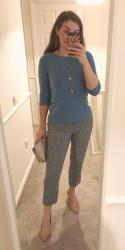 Rainy Day Blues (Workwear)