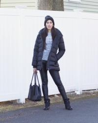 How to Look Put Together When It's Freezing Outside