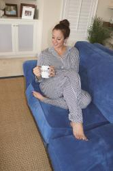 Coffee and Cozy Pajamas