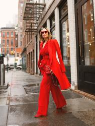 Make a Statement: My Favorite Red Pieces