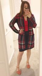 Blue, Red & Plaid (Workwear)