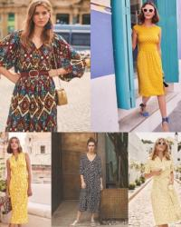 5 Dresses That Have Me Wishing For Spring