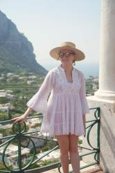 Five Days on the Amalfi Coast: The Island of Capri