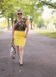 9 to 5 Style in Yellow