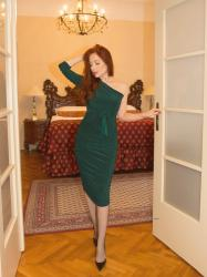 Green Dresses and More