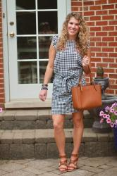 Let's Go Gingham! & Confident Twosday Linkup