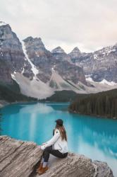 A Girls Getaway to the Rockies, Canada