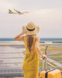 How To Look Good After A Long Flight: Top 10 Travel Beauty Hacks