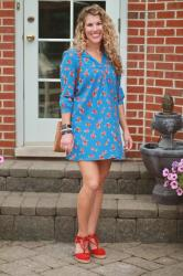 Blue Dress & Fall Trends Guide Release Day!