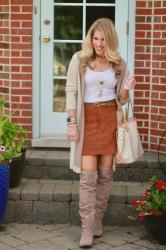 20 Fall Outfit Ideas from the Blonde Squad & Confident Twosday Linkup
