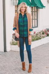 3 Ways to Wear a Flannel Shirt