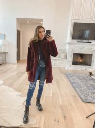 5 Holiday Outfit Ideas for Thanksgiving or Christmas