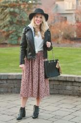 Layering Leopard & Confident Twosday Linkup