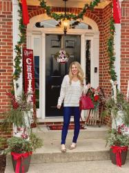 Holiday House Tour & Merry Christmas!