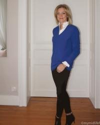 WIW - How To Wear Royal Blue