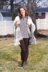 Thursday Fashion Files Link Up #288 – Staying Warm with Layers this Winter
