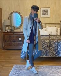 WIW - How To Style A Baker Boy Cap With Everyday Layers