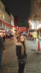Winter in London | China town & Camden town markets