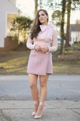 Pink on Pink | Cute Mini Skirts to transition into Spring