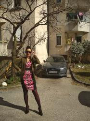 2 OUTFITS: SUSHI DATE & EXPLORING STREET ART IN MOSTAR CITY
